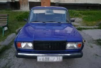 Авто с пробегом пежо 207, вАЗ 2107, 2000, Междуреченск, цена: 30 000р.