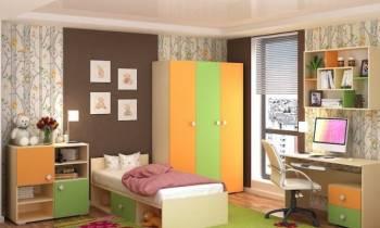 Мебель для детской Юнга-2, Череповец, цена: 13 900р.