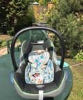 Детское автокресло maxi-cosi cabriofix, Железнодорожный
