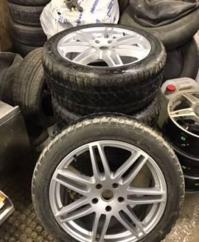 Колеса r 20 5*130, колеса шкода октавия купить, Рязань, цена: 33 000р.