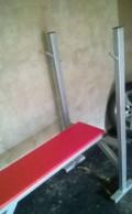 Скамья для жима со стойками PowerPro, Клинцы