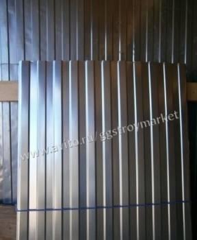 Проф лист0. 4мм размер 2х1. 2оцинкованный /757
