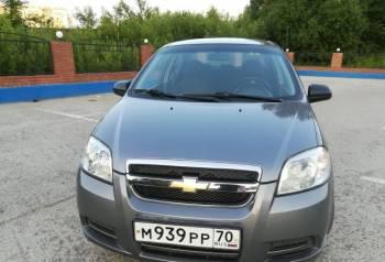 Chevrolet Aveo, 2011, купить авто бу тойота, Томск, цена: 319 000р.