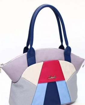 Женская сумка из кожзама Savio