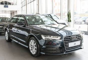 Audi A6, 2018