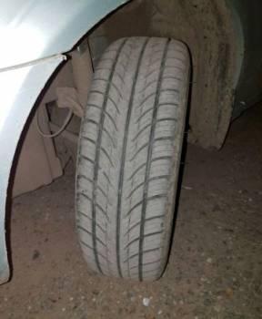 Колёса на r14, купить шины на ниссан патфайндер r51, Киржач, цена: 10 000р.
