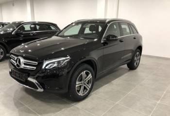 Mercedes-Benz GLC-класс, 2018