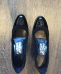 Новые туфли Salvatore Ferragamo, лаковая кожа, nike air max 95 купить подделку, Ватутинки