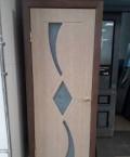 Дверь кристалл, полотно 70, Левая, новая, Тамбов