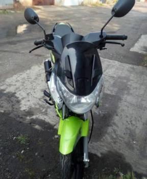 Продам мотоцикл Racer RC130CF 2013г. без пробег, резина на скутер ровная, Куйтун, цена: 28 000р.