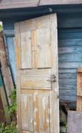 Дверь деревянная, Тула