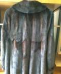 Шуба норковая, кружевное платье мини vero moda, Большая Глушица