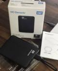 Внешний HDD WD Elements Portable 1TB, Екатеринбург