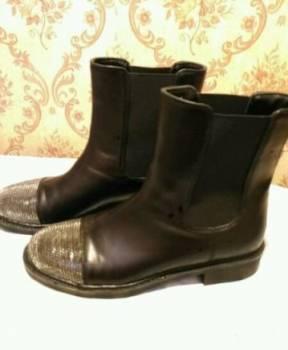 Продам сапожки 40 р, новые, зимняя обувь под заказ