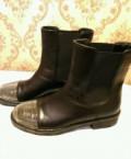 Продам сапожки 40 р, новые, зимняя обувь под заказ, Москва