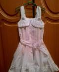 Платье белое, Псков