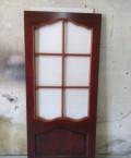 Деревянная дверь межкомнатная, Пионерский
