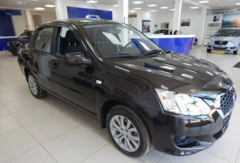 Datsun on-DO, 2018, Сыктывкар, цена: 558 000р.