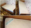 Продам 1но спальную кровать с матрасом, Орск