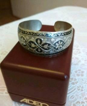 Браслет женский серебряный, новый, Мурманск, цена: 3 500р.