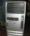 Компьютер HP Compaq dx7300MT Core 2 Duo E6300, Петрозаводск