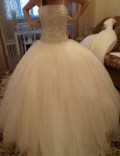 Свадебное платье, модная одежда вечерние платья, Махачкала