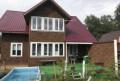 Дом 194 м² на участке 6 сот, Глебовский