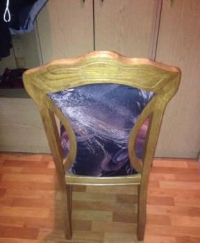 Стулья из дуба, Фрязино, цена: 2 000р.