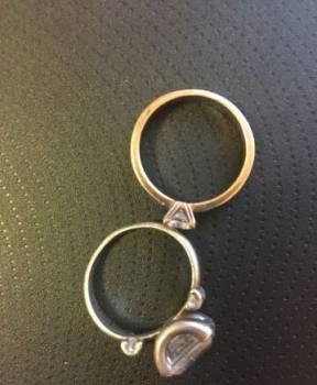 Кольца, Оренбург, цена: 600р.