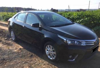 Toyota Corolla, 2014, мост газ 21 уаз, Усолье, цена: 690 000р.