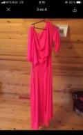 Платье, платье бордовое обтягивающее, Сясьстрой