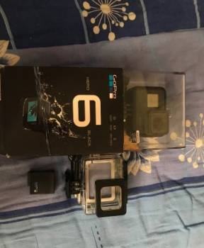 GoPro Hero 6 Camera + 128gb, Старица, цена: 12 100р.