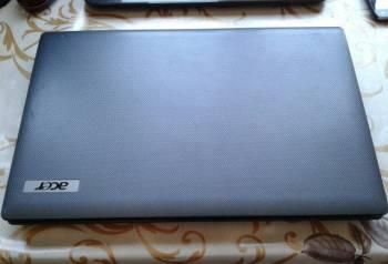 Б/у корпус ноутбука Acer Aspire 7250, Дербент, цена: 2 000р.