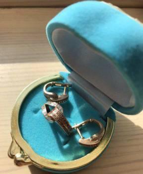 Комплект золотых украшений, Ленинск-Кузнецкий, цена: 14 000р.