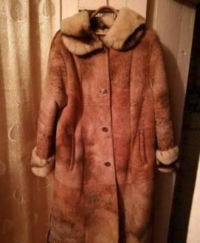 Дубленка женская, черное платье из шерсти мах мара, Оренбург, цена: 4 000р.