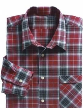 Праздничные одежда больших размеров для женщин, рубашки шотландки С длинным рукавом, Тамбов, цена: 350р.