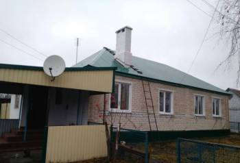 Дом 85 м² на участке 45 сот, Добринка, цена: 1 300 000р.