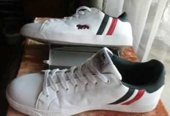 65f535a8f Кроссовки Lonsdale 44 р британская культовая модел, купить ботинки ecco  track 2 gore-tex