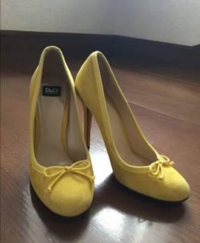 Туфли Dolce Gabbana, кроссовки nike shox