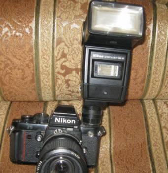 Фотоаппарат - Nikon F3 HP