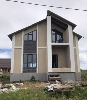 Коттедж 156 м² на участке 15 сот, Большеустьикинское, цена: 2 350 000р.