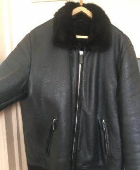 Зимняя кожаная куртка, рубашки в клетку зеленые женские купить, Ростов-на-Дону, цена: 15 000р.