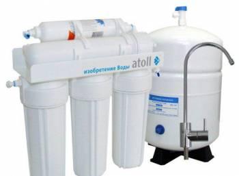 Премиум фильтры для очистки воды Atoll