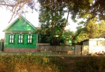 Дом 59 м² на участке 19 сот, Камызяк, цена: 750 000р.