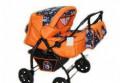 Детская коляска для двойни, Пенза