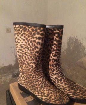 Элегантные туфли на платформе, резиновые сапоги, Касумкент, цена: 1 200р.