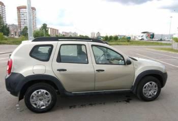 Купить авто с пробегом 2108, renault Duster, 2013, Красные Ткачи, цена: 510 000р.