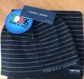 Шапка и шарф комплект Tommy Jeans, Уссурийск, цена: 2 000р.
