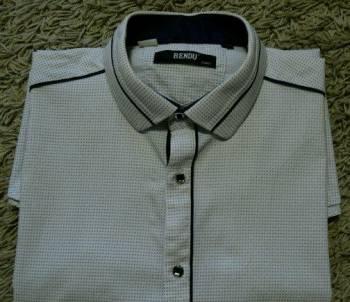 2582d68f Рубашка с коротким рукавом 48-50, мужские спортивные костюмы versace ...