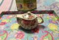 Новый мини чайник заварочный, 180 мл объём, Кондопога